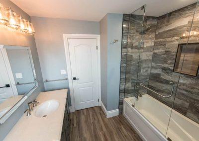 Gadoury Carpentry and Contracting Bathroom Renovation1