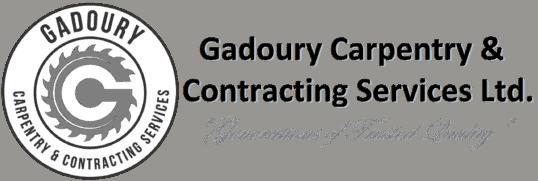 Gadoury Carpentry & Contracting