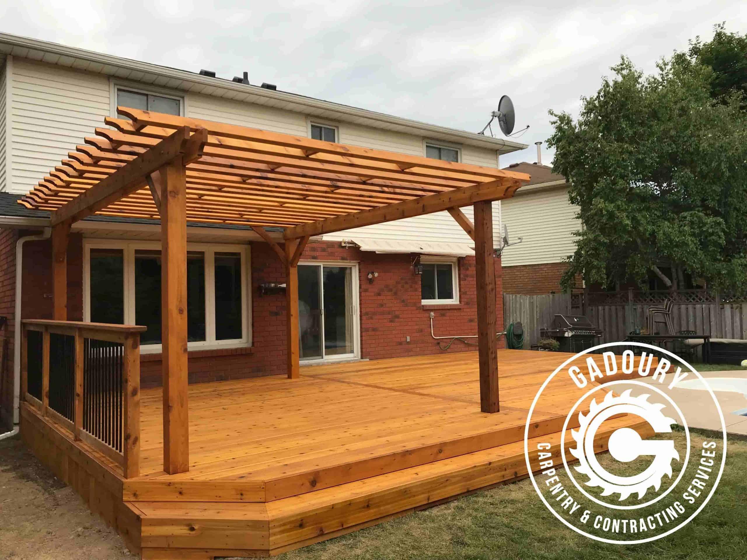 Gadoury Deck Building09