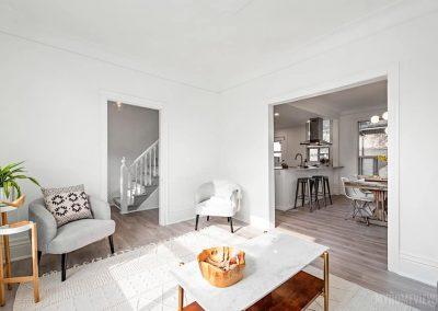 Home Renovation Main Floor Hamilton Gadoury Contracting