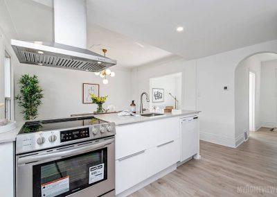 New Kitchen Renovation Hamilton Gadoury Contracting