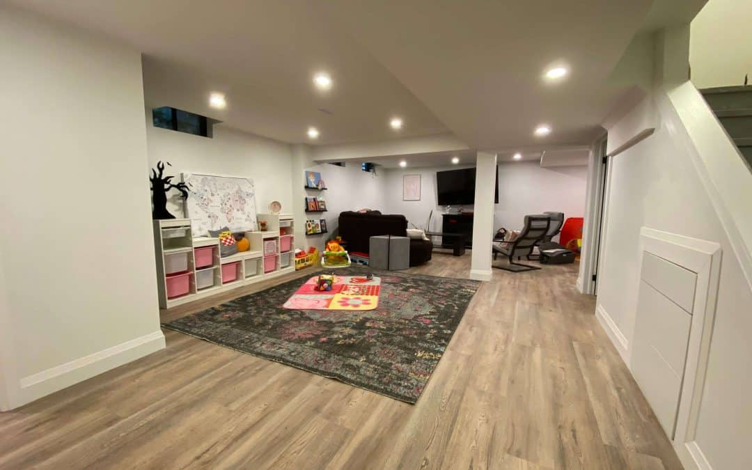 Basement Finishing Doesn't Have To Be Hard